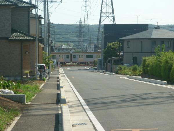 2014-08-06 新設道路