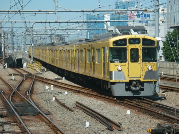 2014-08-06 西武2077F 各停池袋行き1 5612レ