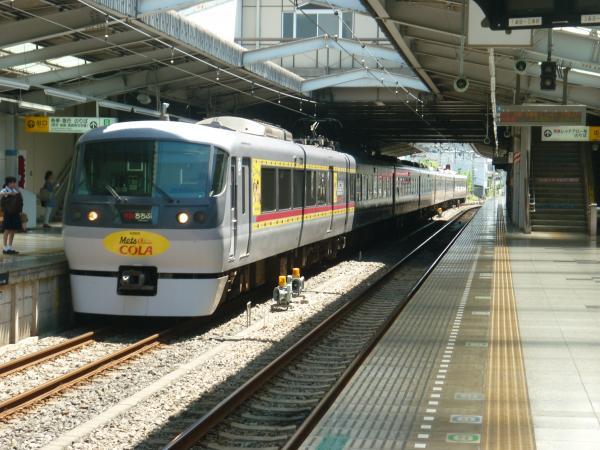2014-08-06 西武10102F 特急西武秩父行き1 11レ