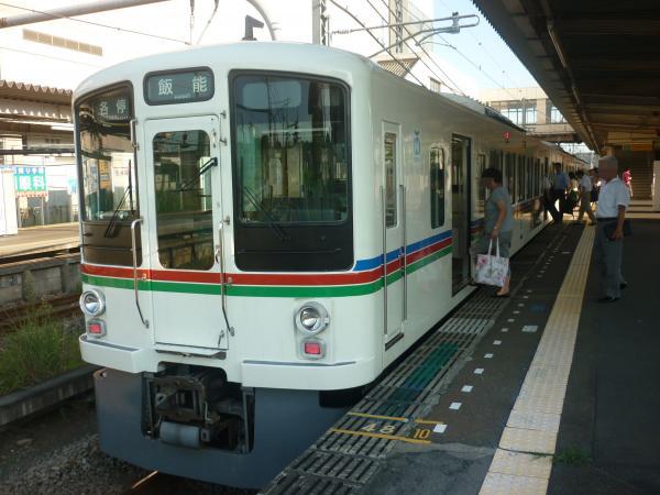 2014-08-06 西武4005F 各停飯能行き 5048レ