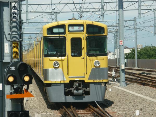 2014-08-11 西武2063F 回送2 9405レ