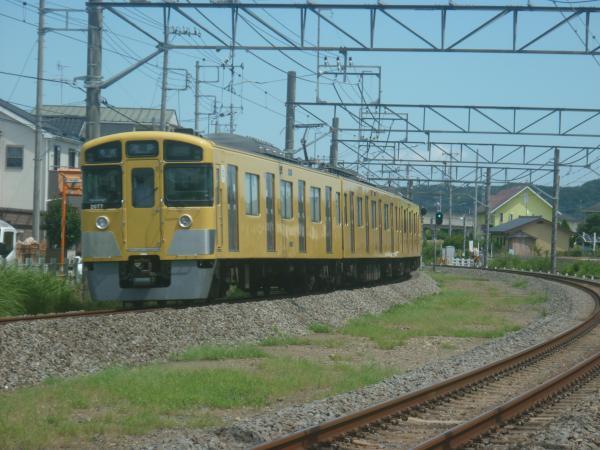 2014-08-11 西武2077F 各停池袋行き2 5108レ