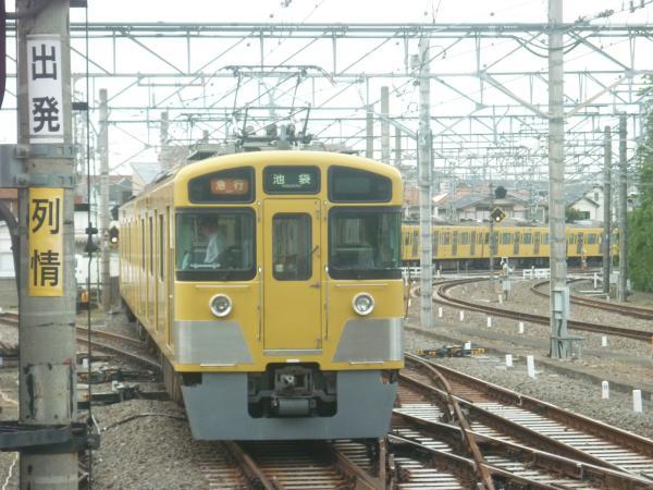 2014-08-11 西武2453F+2083F 急行池袋行き 2164レ