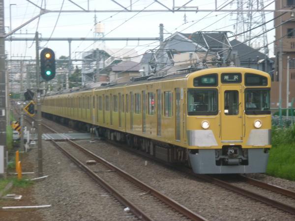 2014-08-11 西武2459F+2087F 準急所沢行き 4315レ