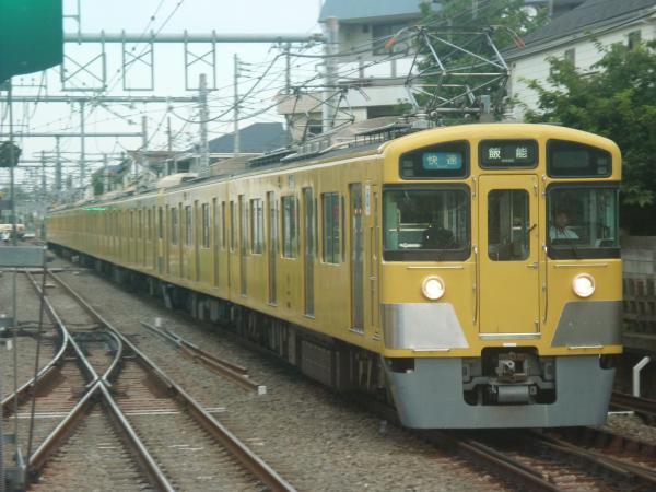 2014-08-11 西武2461F+2091F 快速飯能行き 3101レ