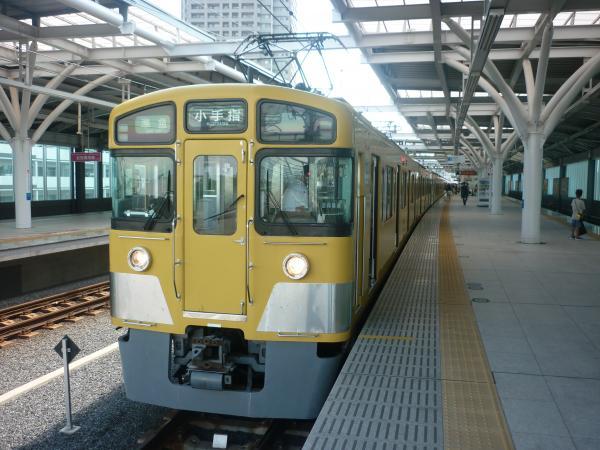 2014-08-11 西武2461F+2091F 準急小手指行き 4217レ