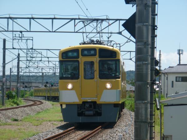 2014-08-11 西武2463F+2089F 準急飯能行き 4125レ