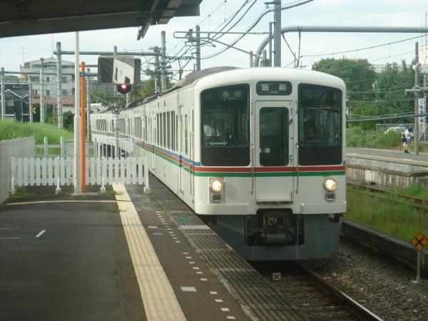 2014-08-11 西武4003F 各停飯能行き 5046レ