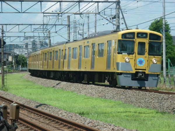 2014-08-11 西武9104F 急行池袋行き 2134レ