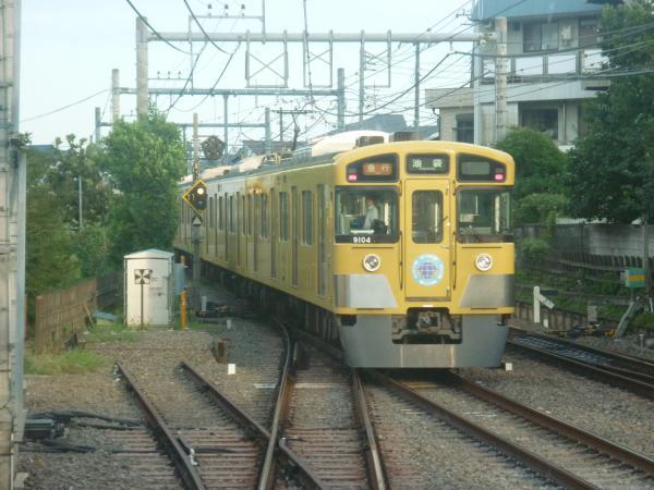 2014-08-11 西武9104F 急行池袋行き 2170レ