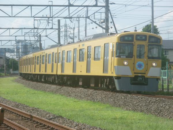 2014-08-11 西武9106F 準急池袋行き1 4120レ