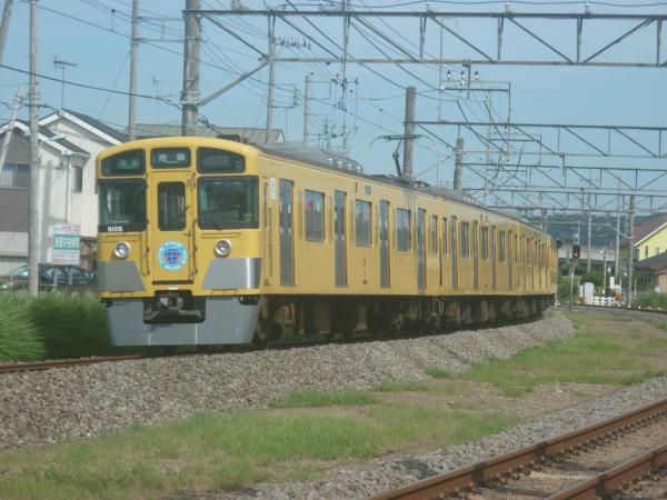 2014-08-11 西武9106F 準急池袋行き2 4120レ