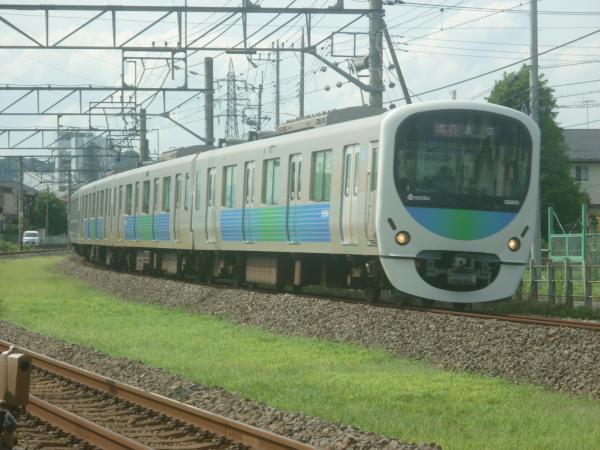 2014-08-11 西武32103F+38105F 急行池袋行き 2150レ