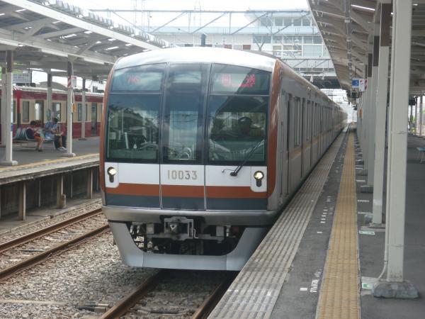 2014-08-18 メトロ10133F 回送