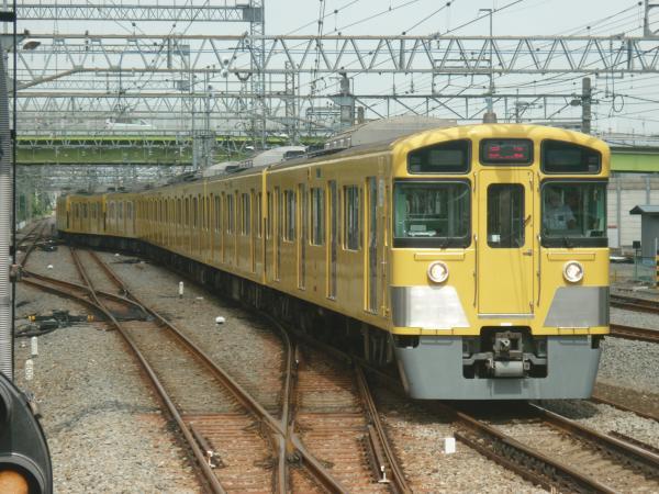 2014-08-18 西武2073F 回送2