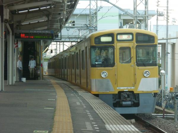 2014-08-18 西武2503F 回送