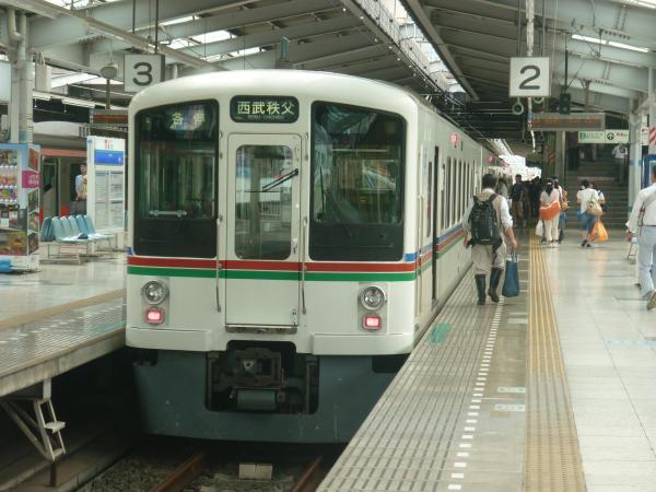 2014-08-18 西武4009F 各停西武秩父行き1 5023レ