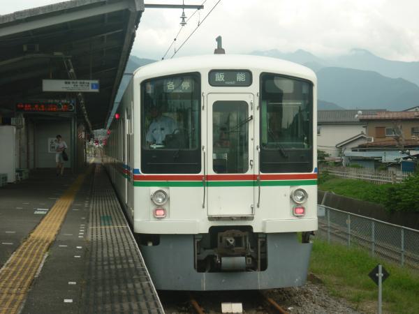 2014-08-18 西武4009F 各停飯能行き 5046レ