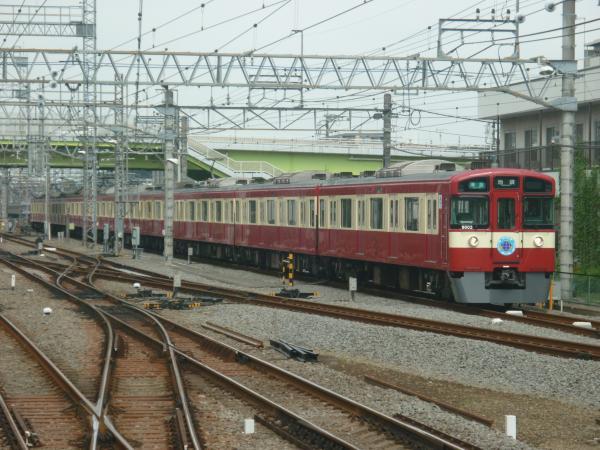 2014-08-18 西武9103F 準急池袋行き 4216レ