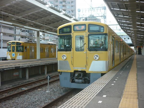 2014-08-18 西武9105F 2455F+2531F+2533F