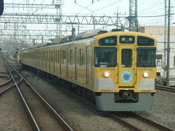 2014-08-18 西武9107F 準急飯能行き1 4149レ