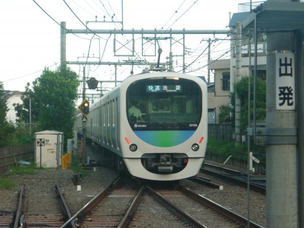 2014-08-18 西武32106F+38107F 快速池袋行き2 3118レ
