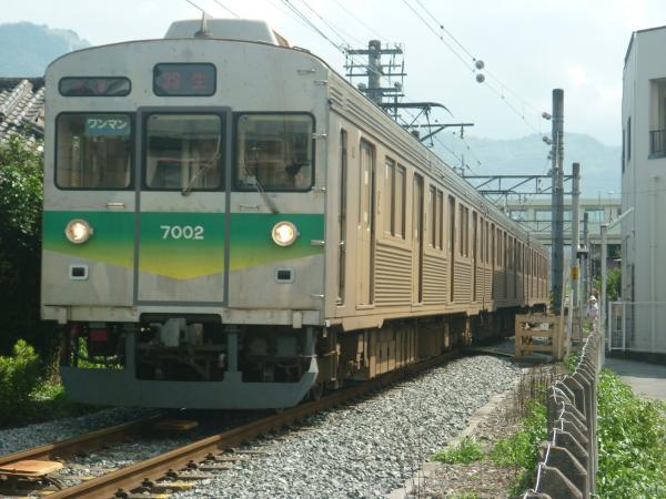 2014-08-18 秩鉄7002F 各停羽生行き