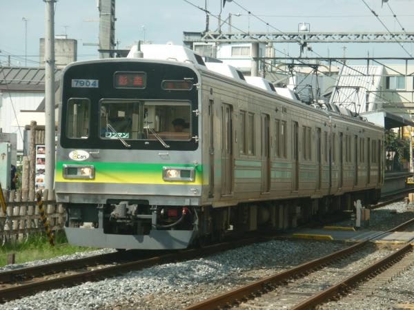 2014-08-18 秩鉄7804F 各停影森行き