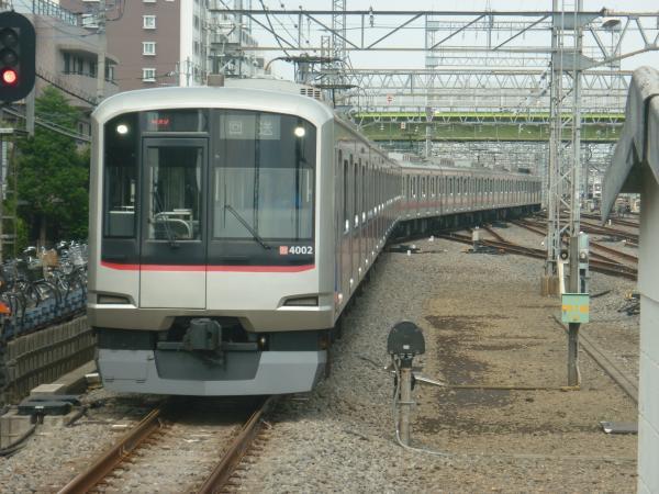 2014-08-18 東急4102F 回送1