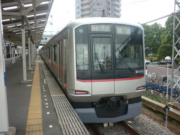2014-08-18 東急4102F 回送2