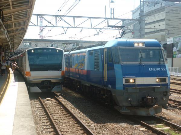 2014-08-20 中央線E233系トタT14編成 高尾行き