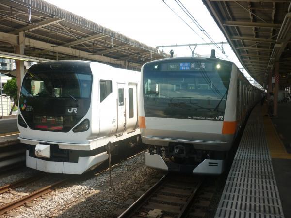 2014-08-20 中央線E233系トタT14編成 中央特快高尾行き