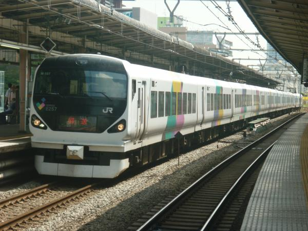 2014-08-20 中央線E257系 回送