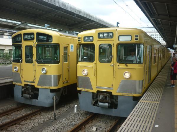 2014-08-23 西武2053F 2011F