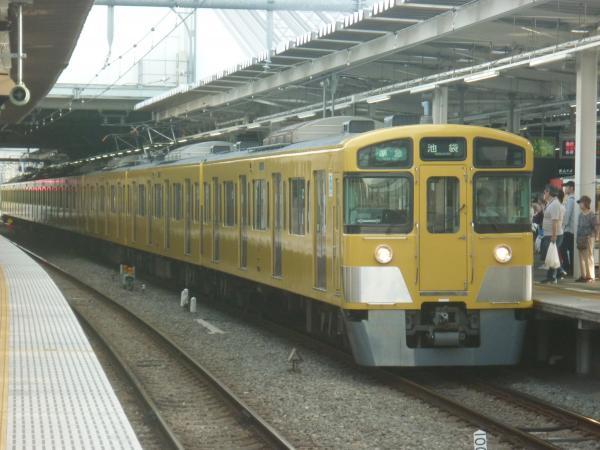 2014-08-23 西武2063F 準急池袋行き 4352レ