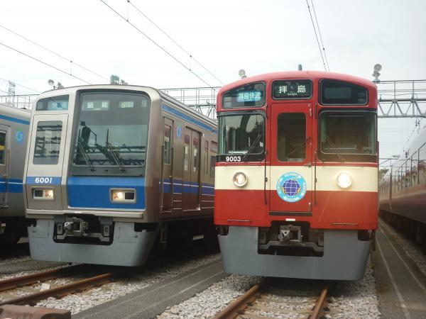 2014-08-23 西武6101F 9103F 南入曽1