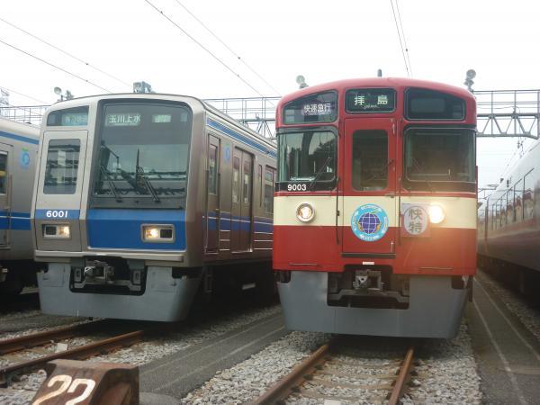 2014-08-23 西武6101F 9103F 南入曽3
