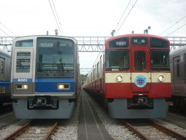 2014-08-23 西武6101F 9103F 南入曽4