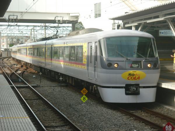 2014-08-23 西武10102F 特急西武秩父行き 21レ