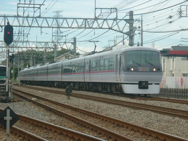 2014-08-23 西武10112F 特急西武新宿行き 122レ