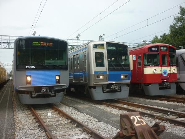 2014-08-23 西武20105F 6101F 9103F 南入曽