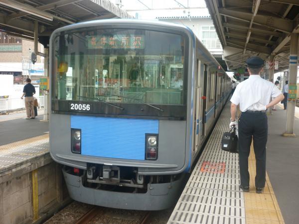 2014-08-23 西武20156F 各停新所沢行き1 5803レ