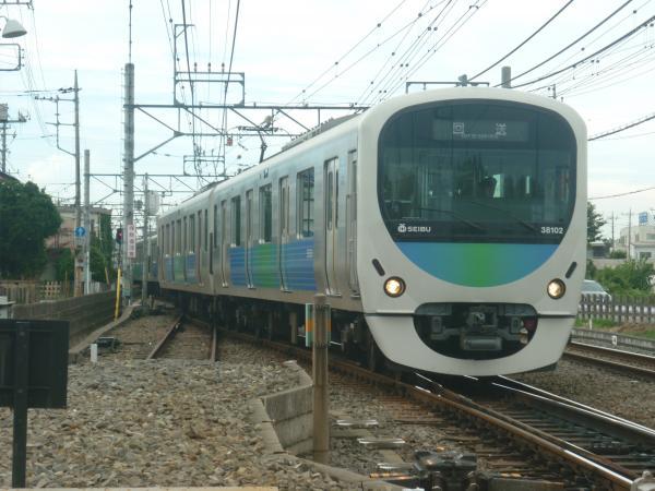 2014-08-23 西武38102F 回送2