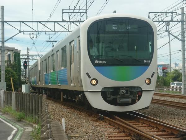 2014-08-23 西武38114F 臨時