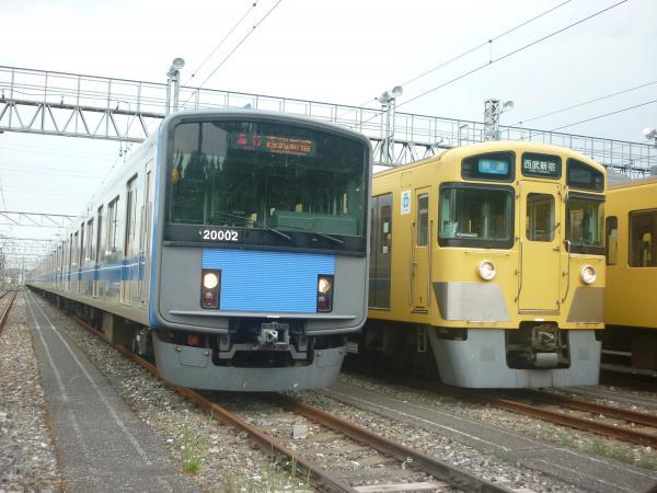 2014-08-23 西武20102F N2000系 南入曽1