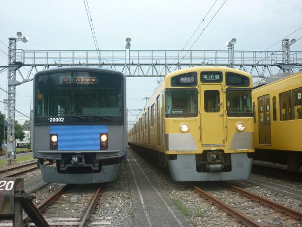 2014-08-23 西武20102F N2000系 南入曽2