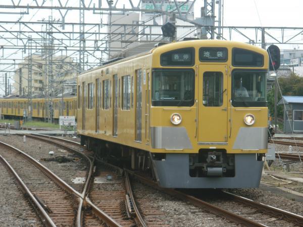 2014-09-19 西武2063F 各停池袋行き 5306レ