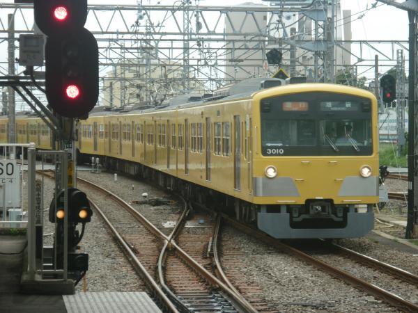 2014-09-19 西武3009F 急行池袋行き1 2136レ