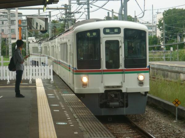 2014-09-19 西武4015F 各停飯能行き 5046レ