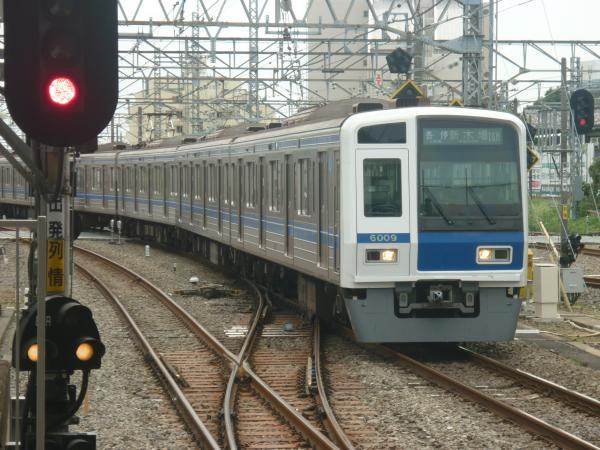 2014-09-19 西武6109F 各停新木場行き 6518レ